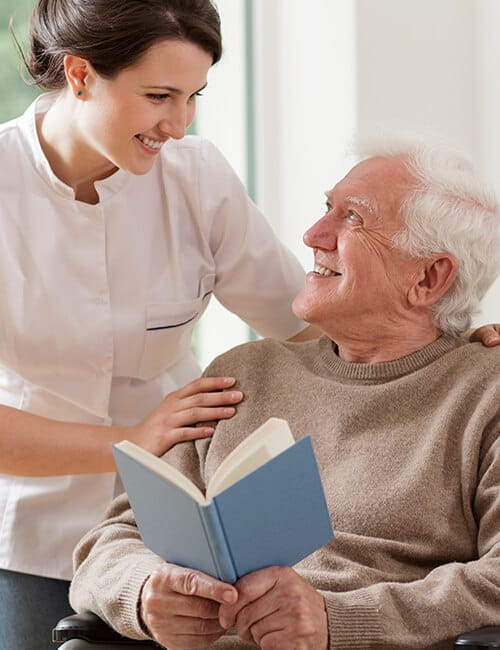 companion care, healthcare